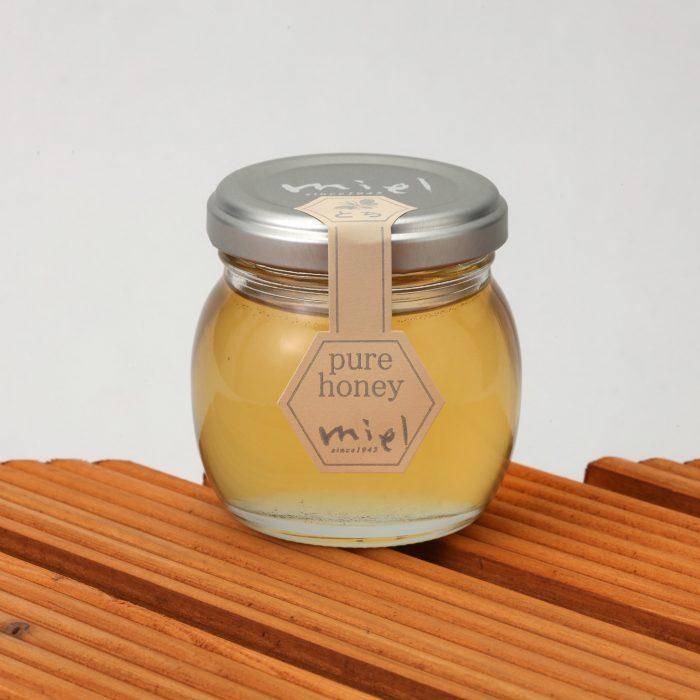 国産とち蜂蜜 【秋田・北海道など】