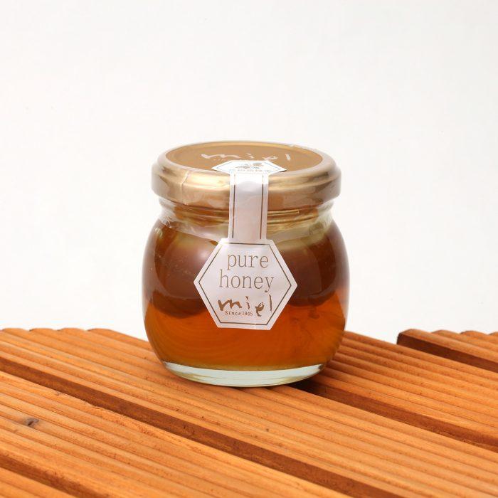 花粉荷蜂蜜