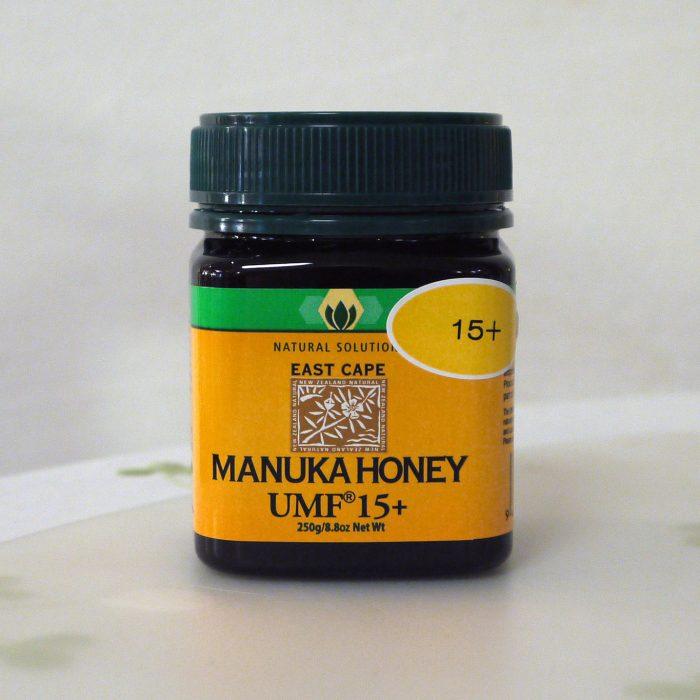 マヌカハニーUMF15+(イーストケープ社) 【ニュージーランド】