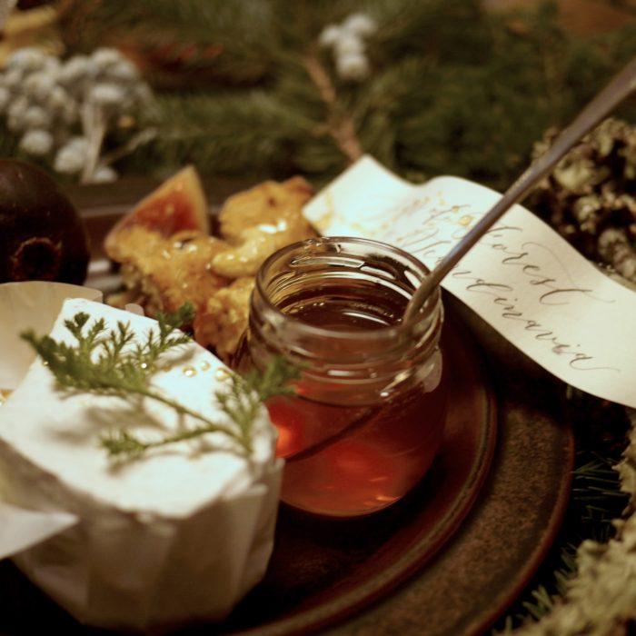 北欧の森の花ばな蜂蜜 【フィンランド】
