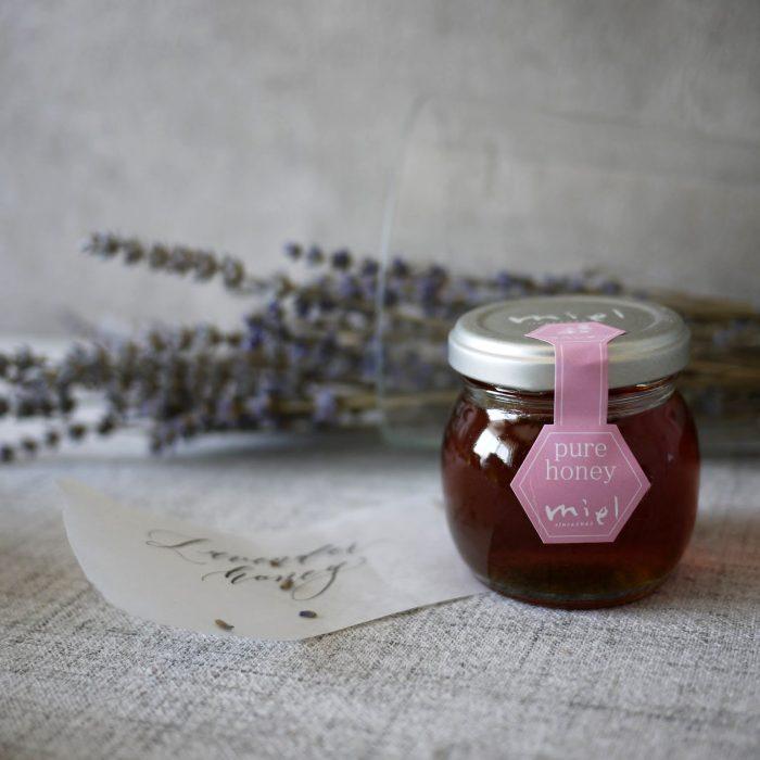 ラベンダー蜂蜜 【スペイン】