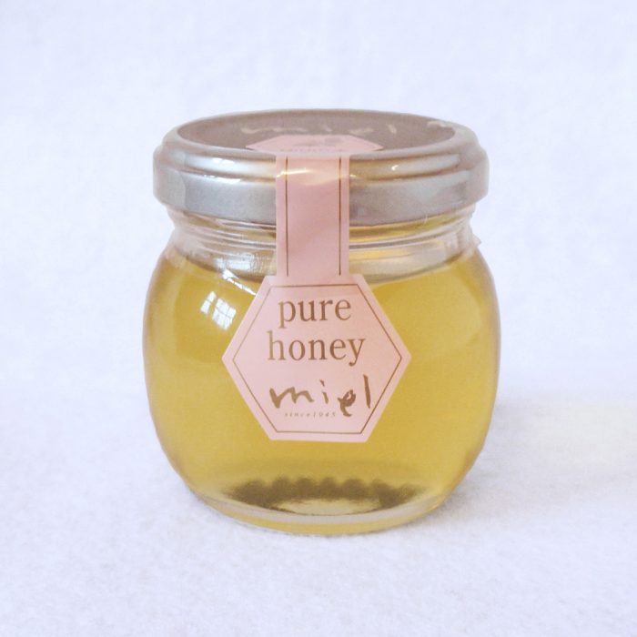 国産ゆりの木蜂蜜 【山形】